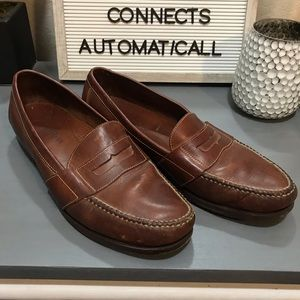 Cole Haan Pennie Loafers sz14 Great Condition